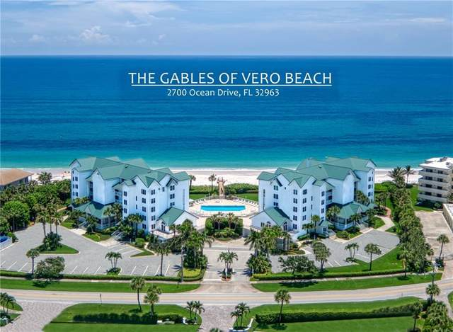 2700 Ocean Drive Ph504, Vero Beach, FL 32963 (MLS #233187) :: Team Provancher | Dale Sorensen Real Estate