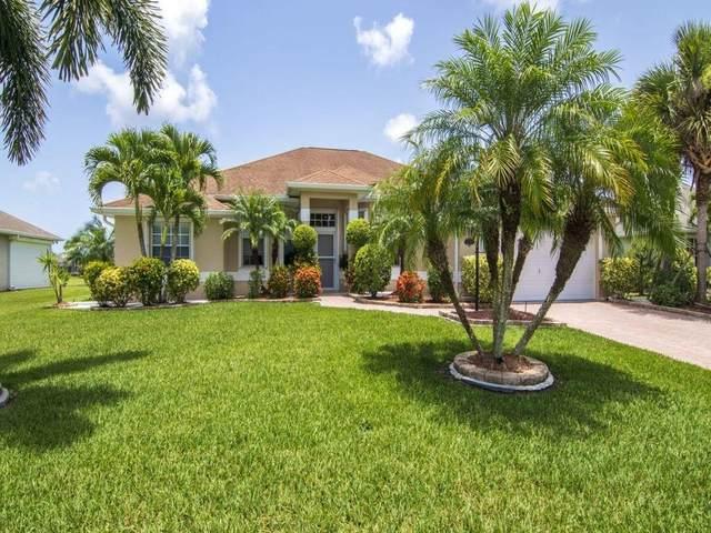 5712 Riverboat Circle SW, Vero Beach, FL 32968 (MLS #234419) :: Team Provancher   Dale Sorensen Real Estate