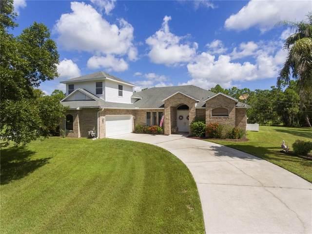 1870 Cypress Lake Drive, Grant Valkaria, FL 32949 (MLS #234727) :: Team Provancher | Dale Sorensen Real Estate