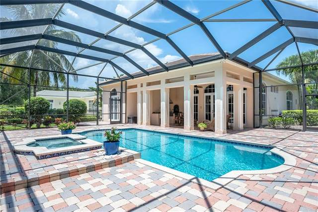 1307 Cape Pointe Circle, Vero Beach, FL 32963 (MLS #235029) :: Team Provancher | Dale Sorensen Real Estate
