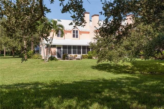 1402 Coral Oak Lane #901, Vero Beach, FL 32963 (MLS #236961) :: Billero & Billero Properties