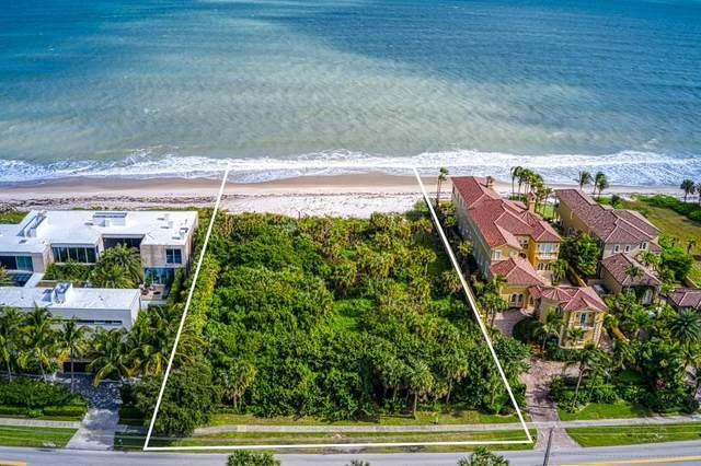 3640 Ocean Drive, Vero Beach, FL 32963 (MLS #237562) :: Team Provancher | Dale Sorensen Real Estate