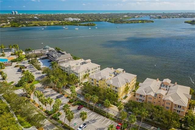 7 Royal Palm Pointe 1E, Vero Beach, FL 32960 (MLS #240415) :: Dale Sorensen Real Estate