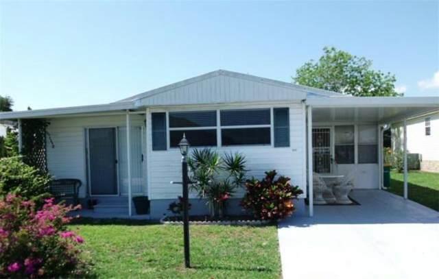 842 Hawthorn Circle, Barefoot Bay, FL 32976 (MLS #241691) :: Billero & Billero Properties