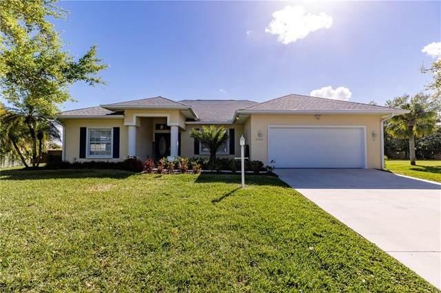 4905 Pheasant Lane, Vero Beach, FL 32968 (MLS #241787) :: Team Provancher | Dale Sorensen Real Estate