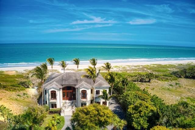 6722 N Highway A1a, Hutchinson Island, FL 34949 (MLS #242035) :: Billero & Billero Properties