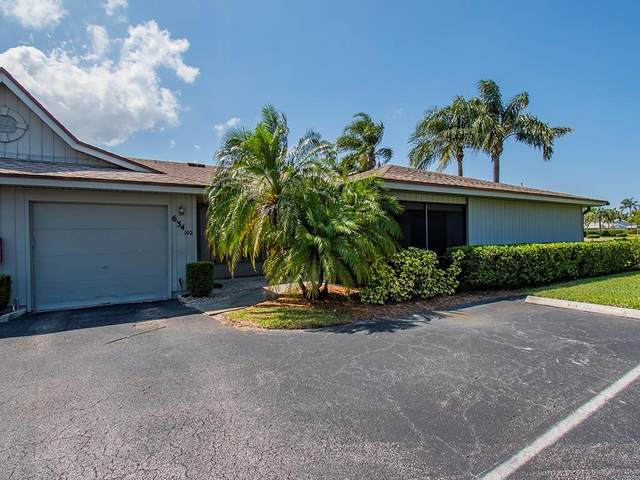 634 Centre Court SW #102, Vero Beach, FL 32962 (MLS #242611) :: Team Provancher | Dale Sorensen Real Estate