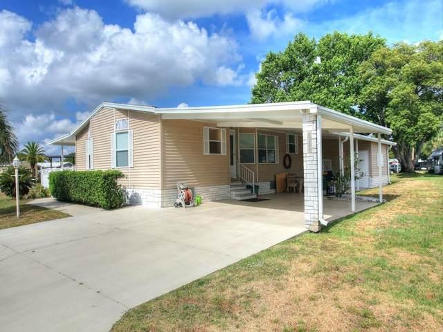 611 Oleander Circle, Barefoot Bay, FL 32976 (MLS #243159) :: Billero & Billero Properties