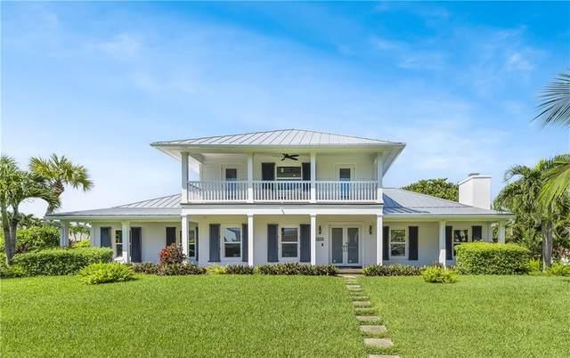 1013 Olde Doubloon Drive, Vero Beach, FL 32963 (MLS #244415) :: Team Provancher | Dale Sorensen Real Estate