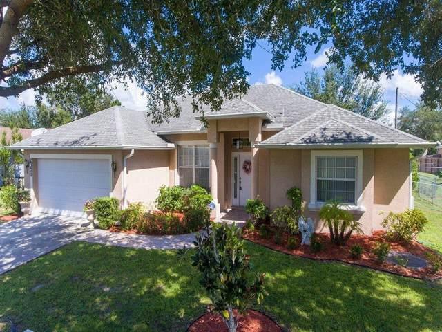 2371 SW Lawford Street, Port Saint Lucie, FL 34953 (MLS #247239) :: Kelly Fischer Team