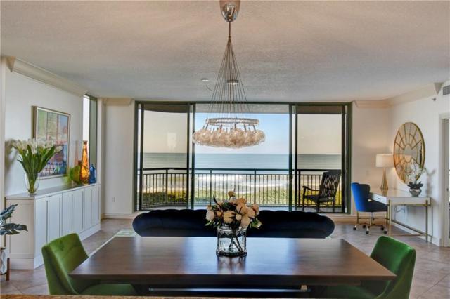 4330 N Highway A1a 302N, Hutchinson Island, FL 34949 (MLS #215349) :: Billero & Billero Properties