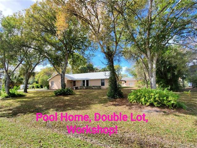 545 63rd Avenue, Vero Beach, FL 32968 (MLS #227771) :: Team Provancher   Dale Sorensen Real Estate