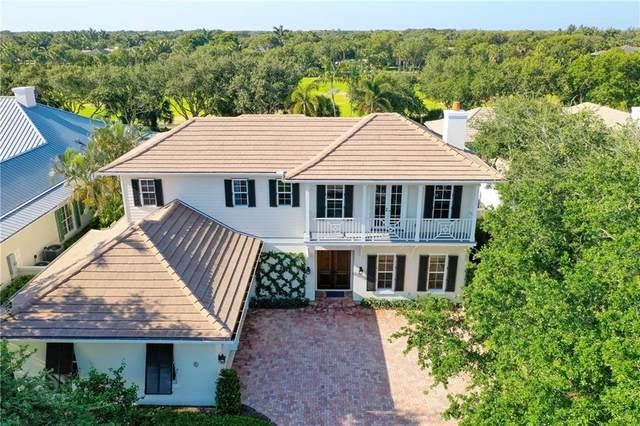 381 Palm Island Lane, Vero Beach, FL 32963 (MLS #228771) :: Team Provancher | Dale Sorensen Real Estate