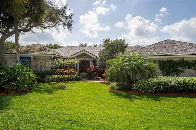 185 Egret Lane, Vero Beach, FL 32963 (#230113) :: The Reynolds Team/ONE Sotheby's International Realty