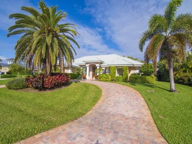 1213 Sea Hunt Drive, Vero Beach, FL 32963 (MLS #230575) :: Team Provancher   Dale Sorensen Real Estate