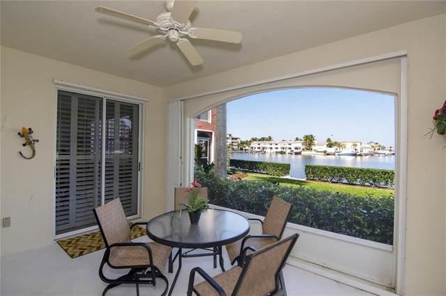 5220 W Harbor Village Drive #104, Vero Beach, FL 32967 (MLS #230597) :: Billero & Billero Properties