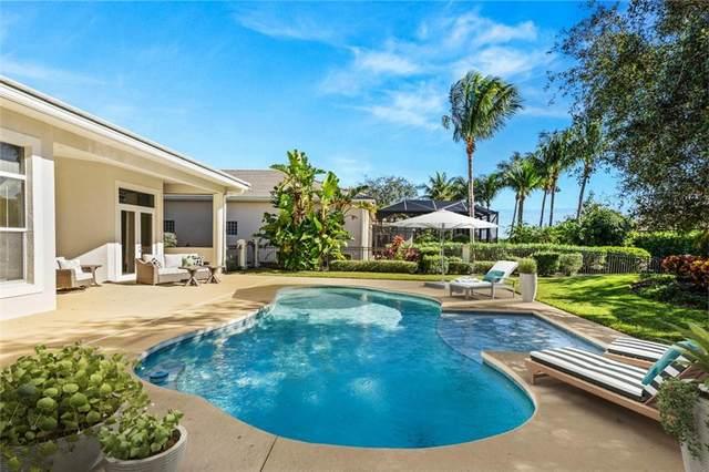 1309 Cape Pointe Circle, Vero Beach, FL 32963 (MLS #239564) :: Team Provancher | Dale Sorensen Real Estate