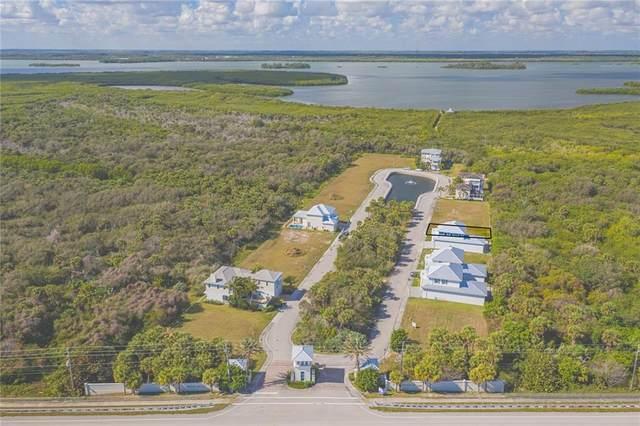 136 Ocean Estates Drive, Hutchinson Island, FL 34949 (MLS #240810) :: Billero & Billero Properties