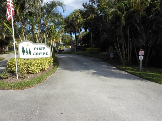 2150 Pine Creek Boulevard #205, Vero Beach, FL 32966 (MLS #197616) :: Billero & Billero Properties
