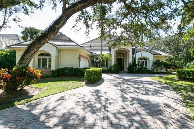 31 S White Jewel Court, Indian River Shores, FL 32963 (MLS #200575) :: Billero & Billero Properties