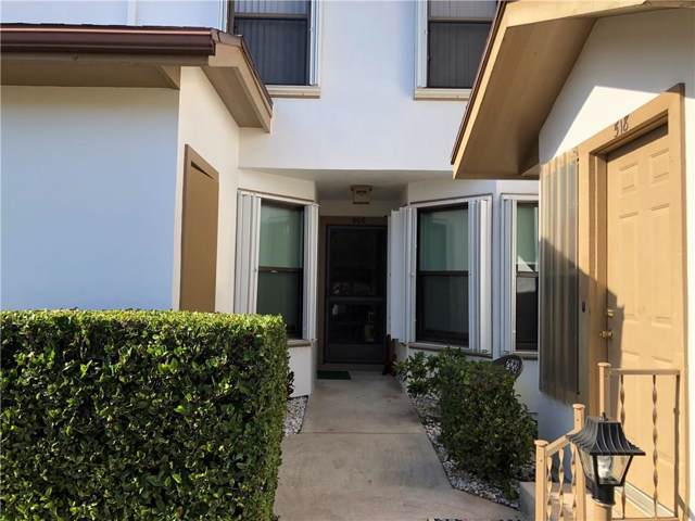 6180 S Mirror Lake Drive #506, Sebastian, FL 32958 (MLS #217750) :: Billero & Billero Properties