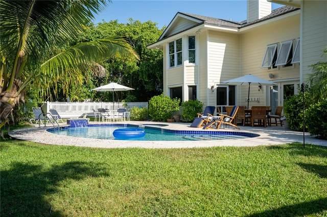 2235 Silver Sands Court, Vero Beach, FL 32963 (MLS #222042) :: Team Provancher   Dale Sorensen Real Estate