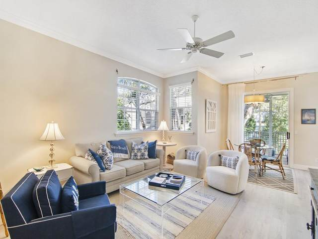 1380 Winding Oaks Circle W #603, Vero Beach, FL 32963 (MLS #240008) :: Billero & Billero Properties