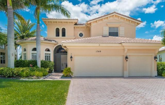 1749 Belmont Circle SW, Vero Beach, FL 32968 (MLS #207357) :: Billero & Billero Properties