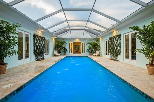225 Estuary Drive, Vero Beach, FL 32963 (MLS #239989) :: Team Provancher   Dale Sorensen Real Estate