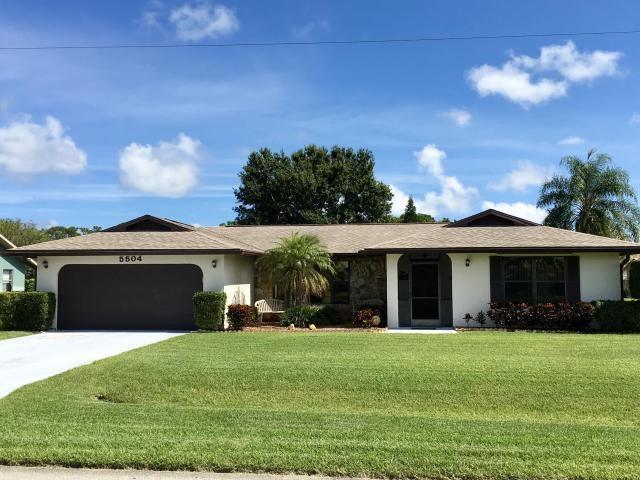 5504 Paleo Pines Circle, Fort Pierce, FL 34951 (#209219) :: The Reynolds Team/Treasure Coast Sotheby's International Realty