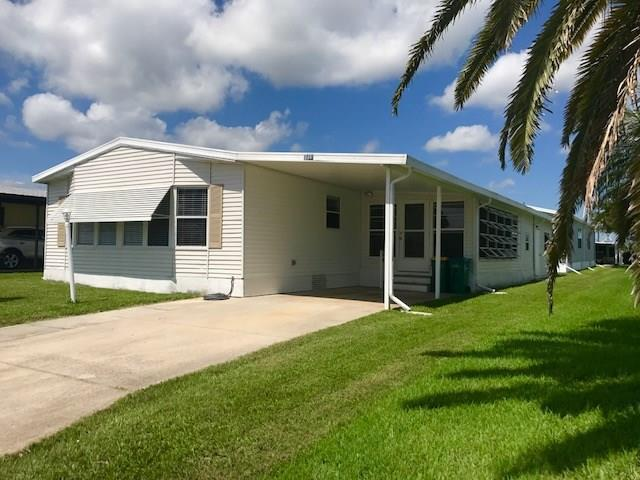 1219 Calusa Drive, Barefoot Bay, FL 32976 (MLS #210267) :: Billero & Billero Properties