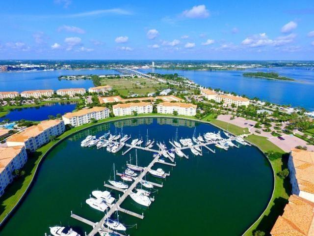 9 Harbour Isle Drive Ph04, Fort Pierce, FL 34949 (MLS #213123) :: Billero & Billero Properties