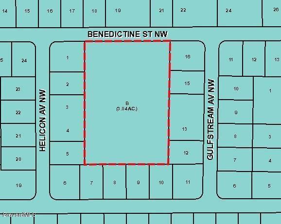 XXX Benedictine Street NW, Palm Bay, FL 32907 (MLS #219937) :: Billero & Billero Properties