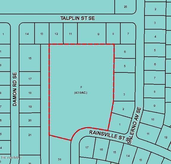 XXX Rainsville Road SE, Palm Bay, FL 32909 (MLS #219947) :: Billero & Billero Properties