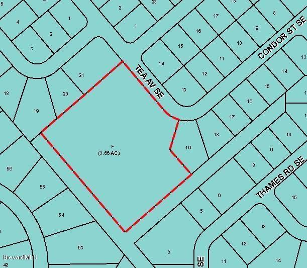 XXX Tea Avenue SE, Palm Bay, FL 32909 (MLS #219949) :: Billero & Billero Properties