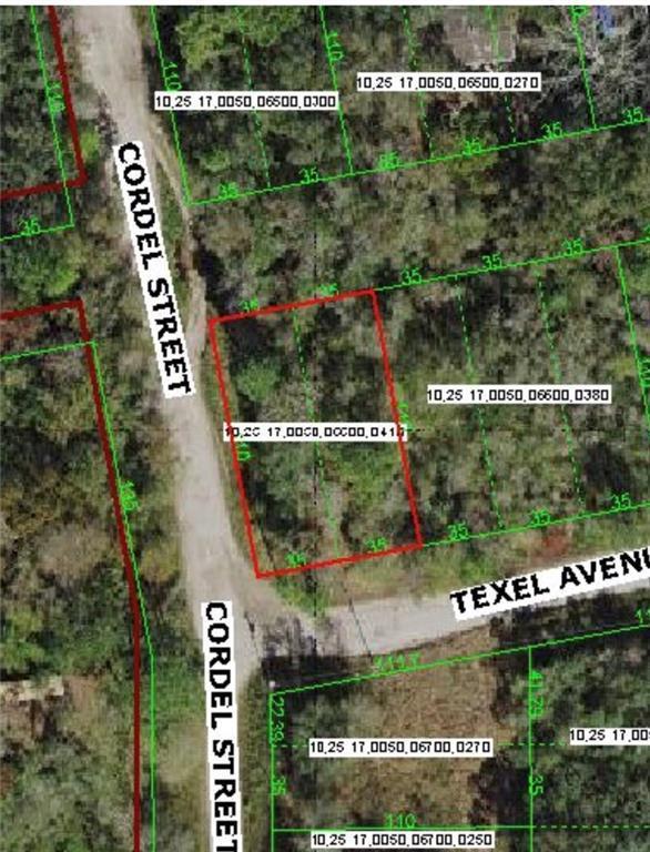0 Cordell Street, Out of Area, FL 34654 (MLS #220036) :: Billero & Billero Properties