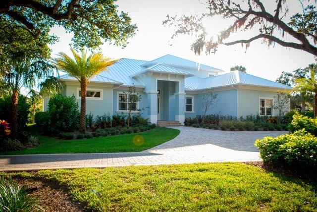 120 Island Sanctuary, Indian River Shores, FL 32963 (MLS #220834) :: Billero & Billero Properties
