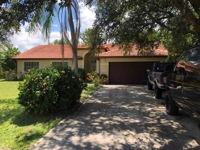 1998 Agnes, Port Saint Lucie, FL 34953 (MLS #225690) :: Billero & Billero Properties