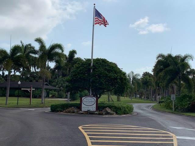 30 Vista Gardens Trail #107, Vero Beach, FL 32962 (MLS #225758) :: Billero & Billero Properties
