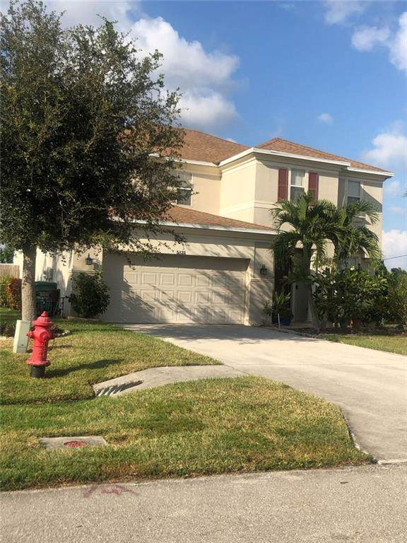 5831 NW Drill Court, Port Saint Lucie, FL 34986 (MLS #226296) :: Team Provancher | Dale Sorensen Real Estate