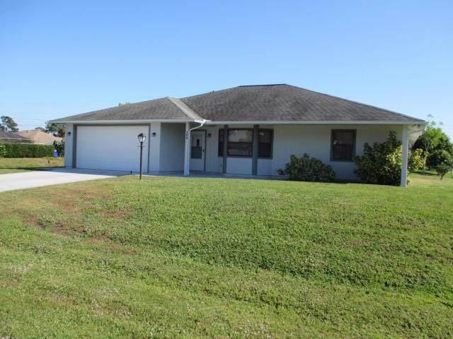 102 Keystone Drive, Sebastian, FL 32958 (MLS #229266) :: Billero & Billero Properties