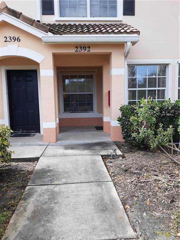 2392 57th Circle #2392, Vero Beach, FL 32966 (#230242) :: The Reynolds Team/ONE Sotheby's International Realty