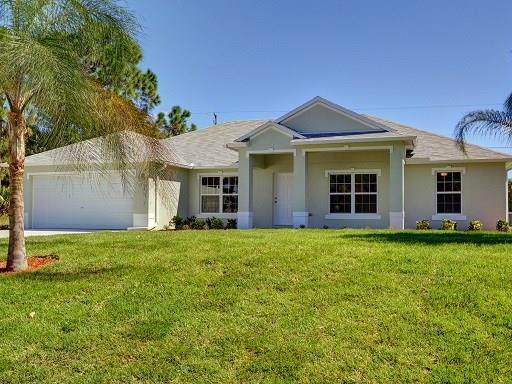 902 Flamingo Avenue, Sebastian, FL 32958 (#230328) :: The Reynolds Team/ONE Sotheby's International Realty