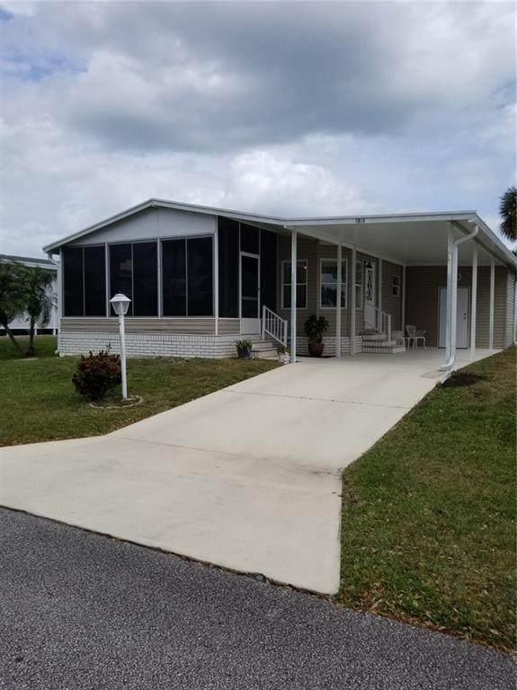 7629 Chasta Road, Micco, FL 32976 (MLS #230902) :: Team Provancher | Dale Sorensen Real Estate