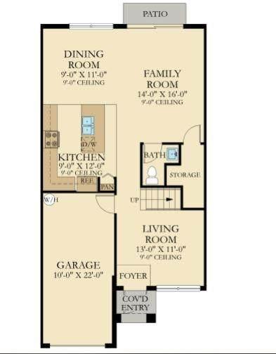 10037 W Villa Circle, Vero Beach, FL 32966 (MLS #231504) :: Billero & Billero Properties