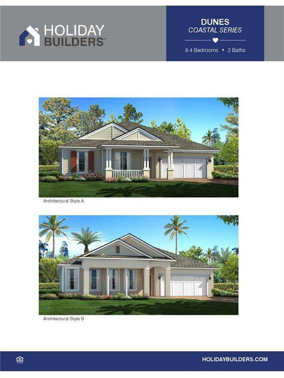3390 Wild Banyan Way, Vero Beach, FL 32966 (MLS #231546) :: Billero & Billero Properties