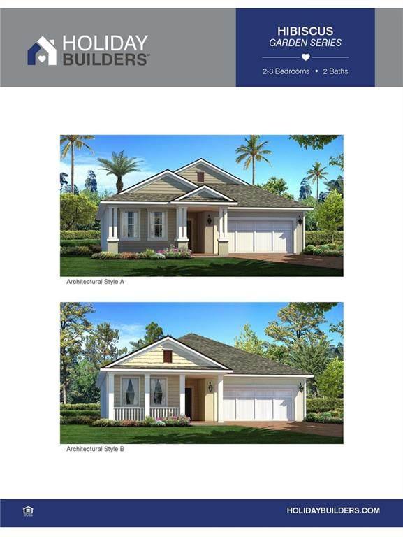 3425 Wild Banyan Way, Vero Beach, FL 32966 (MLS #231547) :: Billero & Billero Properties