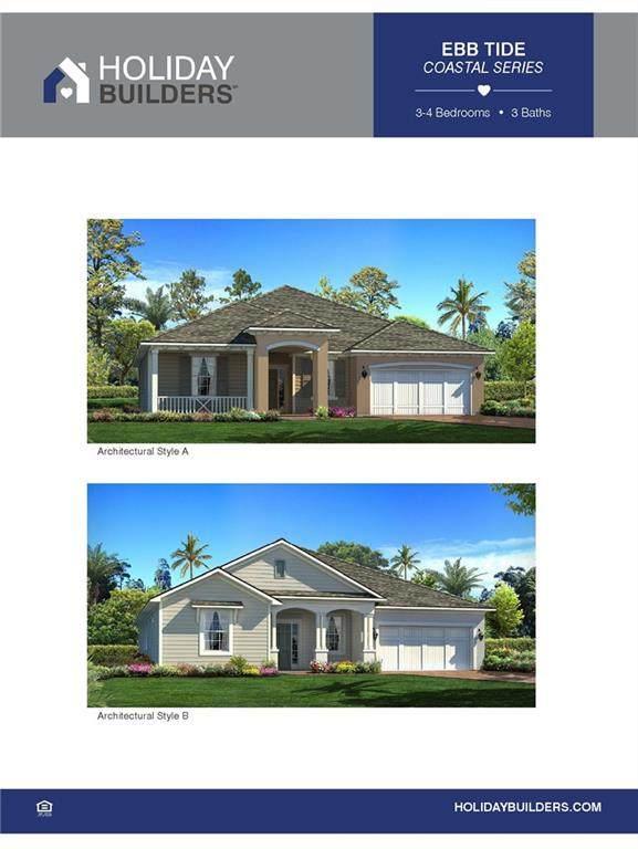 3457 Wild Banyan Way, Vero Beach, FL 32966 (MLS #231549) :: Billero & Billero Properties