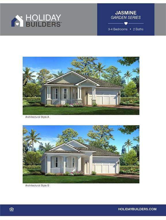 3493 Wild Banyan Way, Vero Beach, FL 32966 (MLS #231552) :: Billero & Billero Properties