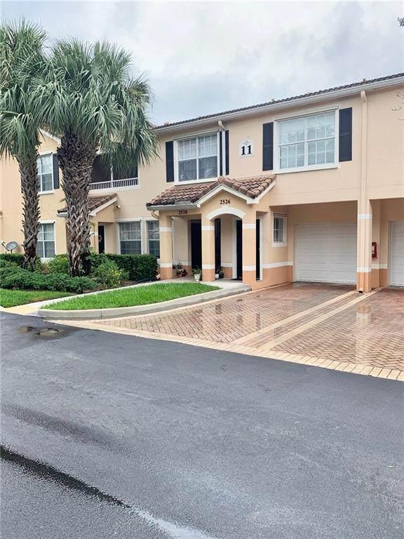 2520 57th Circle #2520, Vero Beach, FL 32966 (MLS #232963) :: Team Provancher | Dale Sorensen Real Estate
